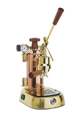 La Pavoni Professional Brass Wood PRG